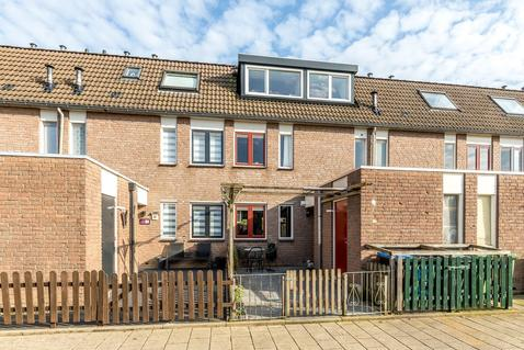 Aasterbergstraat 39 in Arnhem 6845 GX