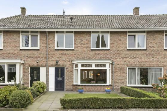 Van Aldeneyckstraat 19 in Hilvarenbeek 5081 JG