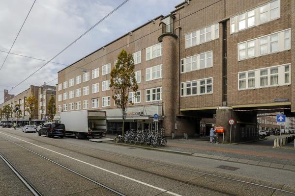 Jan Evertsenstraat 84 -2 in Amsterdam 1056 EG