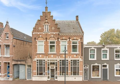 Ste Bernaertsstraat 7 in Oudenbosch 4731 GN