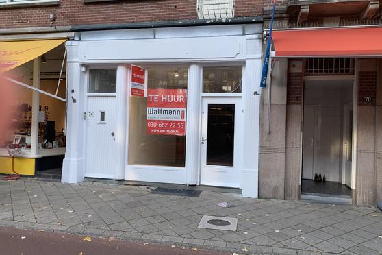 Nachtegaalstraat 74 in Utrecht 3581 AM