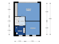 Citroengras 45 in Houten 3994 NW