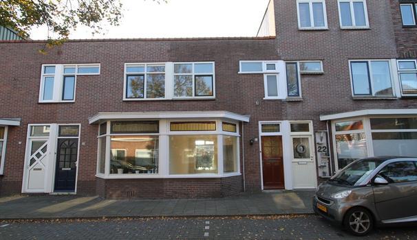 Tussenbeeksweg 24 in IJmuiden 1971 NC