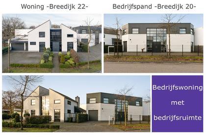 Breedijk 20 in Helmond 5705 CJ