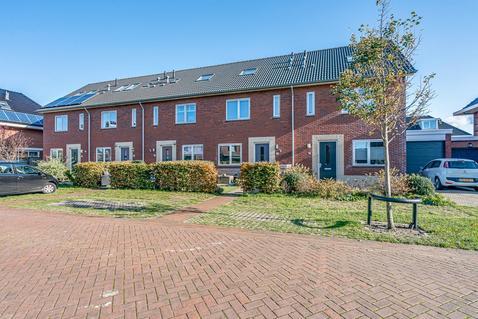 Getij 10 in Alkmaar 1822 EH