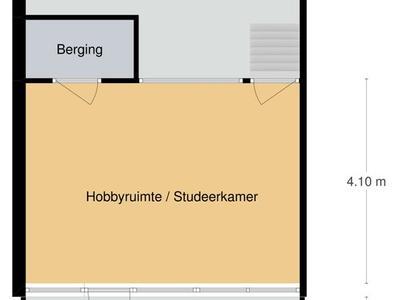 Meerhoek 631 in Uden 5403 AC