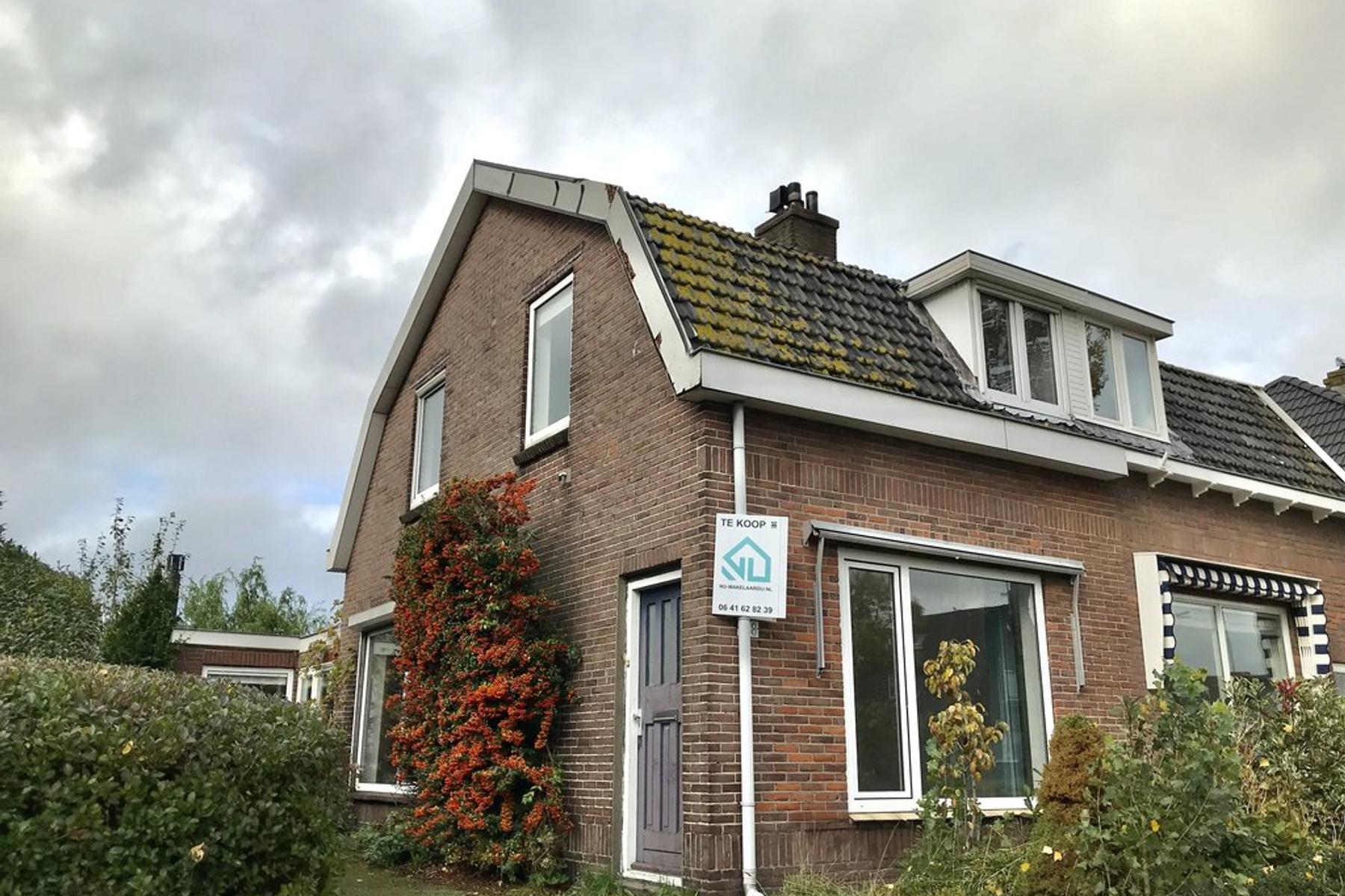 Koningin Wilhelminaweg 448 in Groenekan 3737 BH