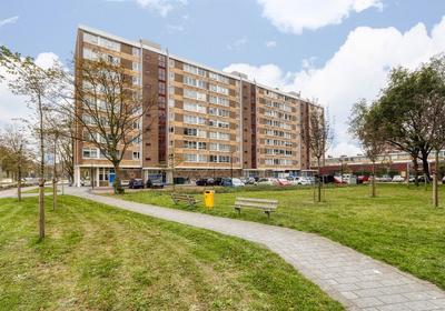 Pelikaanhof 68 in Beverwijk 1945 RT