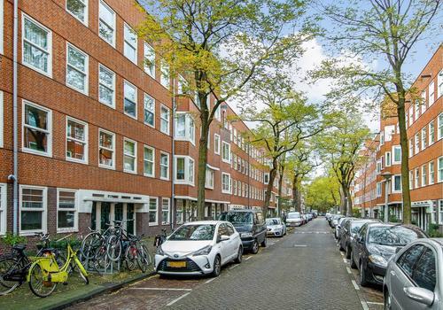 Mercatorstraat 47 H in Amsterdam 1056 PZ
