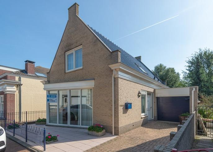 Kerkbuurt 260 A in Sliedrecht 3361 BN