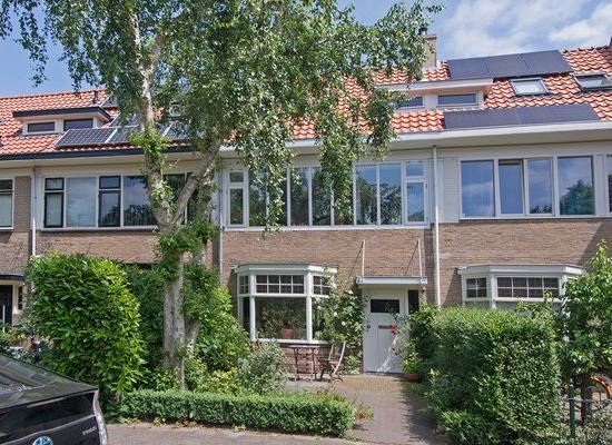 Duinoordstraat 34 in Haarlem 2023 WD