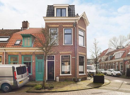 Eendrachtstraat 37 in Haarlem 2013 RG