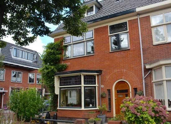 Burgemeester Sandbergstraat 19 in Haarlem 2013 BR