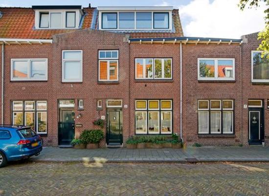 Schoterveenstraat 5 in Haarlem 2023 WN