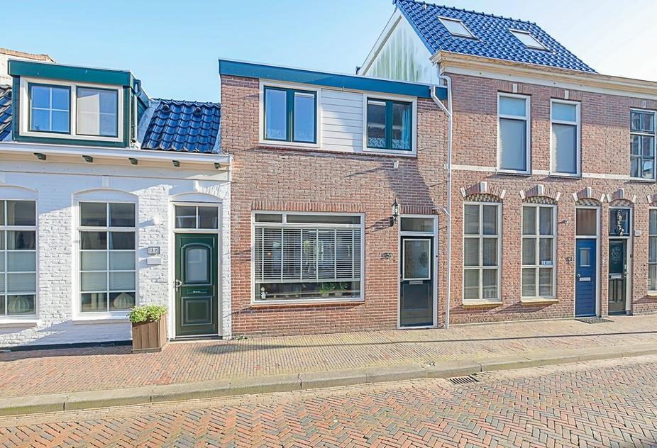 Wezenstraat 59 in Den Helder 1781 GK
