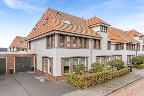 Habrakenwaard 11 in 'S-Hertogenbosch 5236 XV