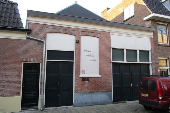 Kennemerstraat 3 in Haarlem 2021 EA
