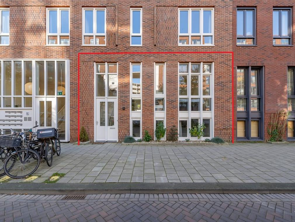 Amstelvlietstraat 193 in Amsterdam 1096 GG