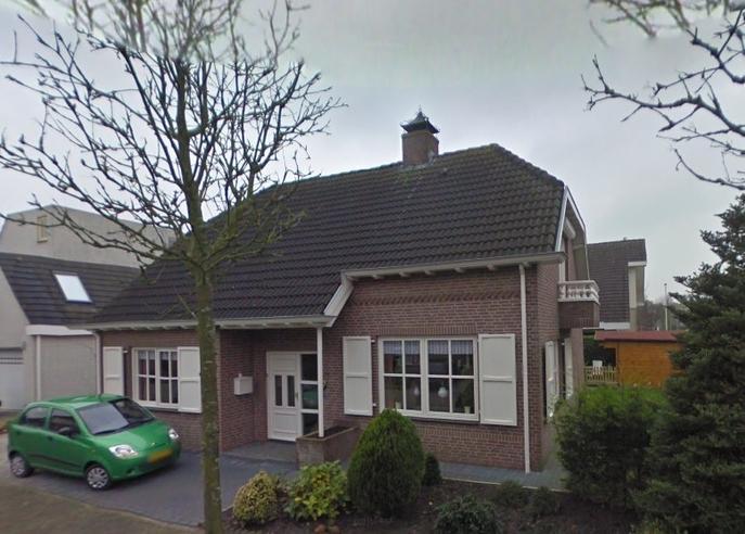 Windmolen 1 in Nieuw-Vossemeer 4681 CN