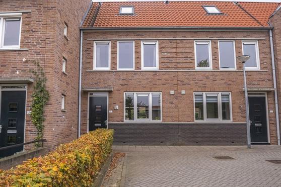 Plattenburghof 11 in Arnhem 6824 EZ