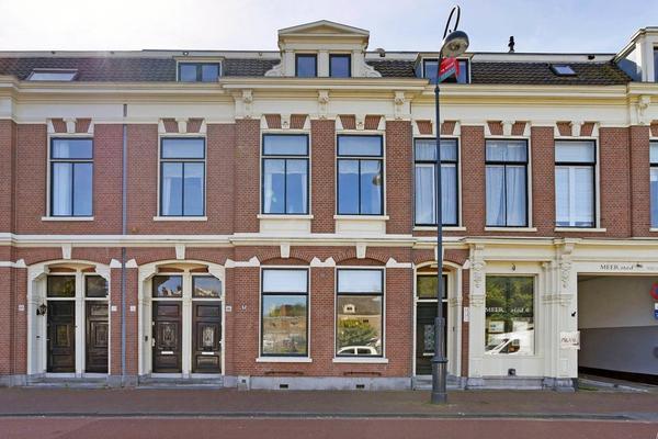 Kampersingel 46 A in Haarlem 2012 DL