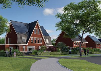Bouwnummer in Zuidland 3214