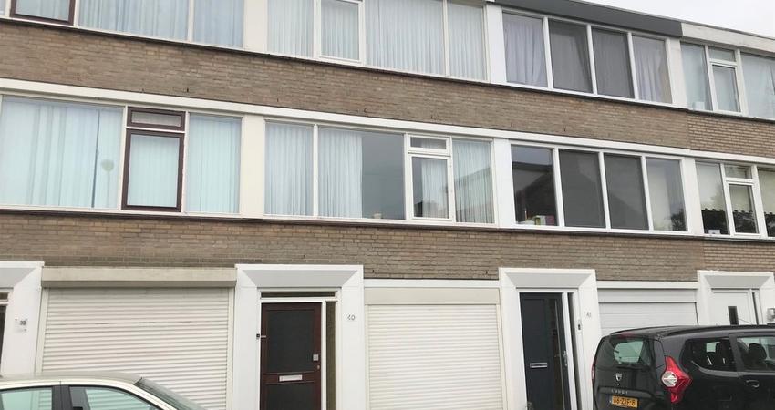 Saliehof 40 in Tilburg 5044 AS