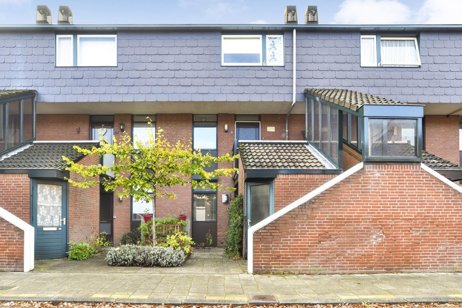 Zwaluwstraat 9 in Nijmegen 6541 NZ