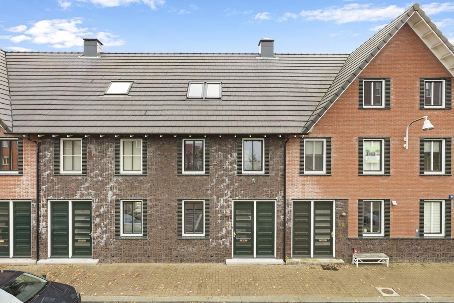 Workumstraat 42 in Amersfoort 3826 ED