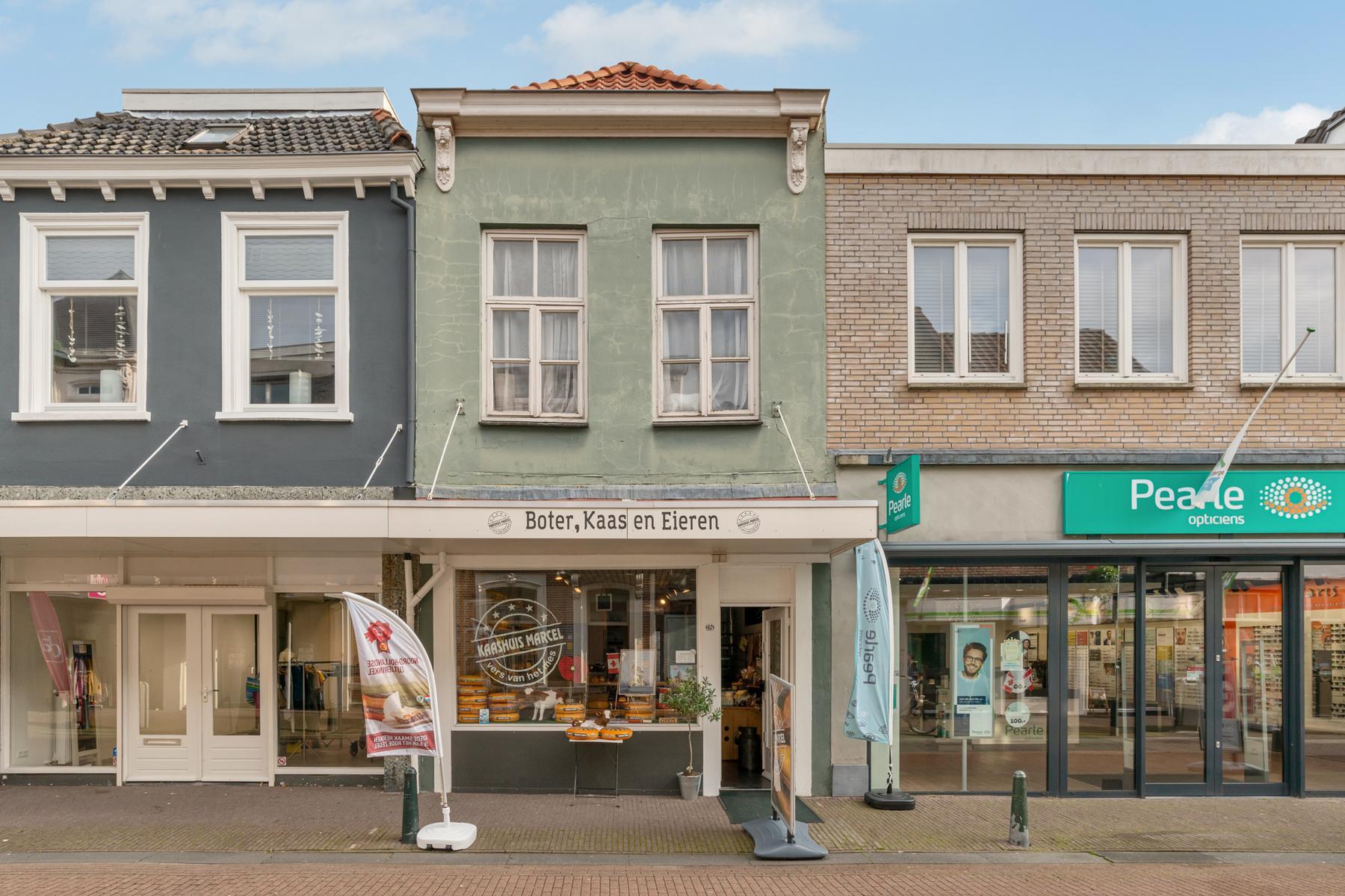Blauwstraat 62 in Steenbergen 4651 GD