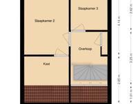 Meekrapstraat 2 in Kapelle 4421 DM