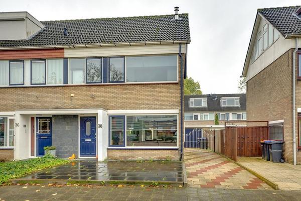 Uilenvliet 38 in Zwijndrecht 3333 BT