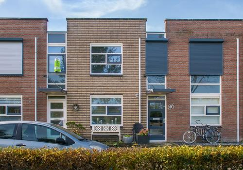 Golda Meirstraat 88 in Spijkenisse 3207 MZ