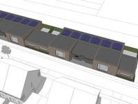 Plan Kalkhoven - Bungalow B in Handel 5423 SP