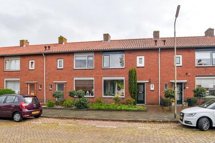 Waalstraat 150 in IJmuiden 1972 WX