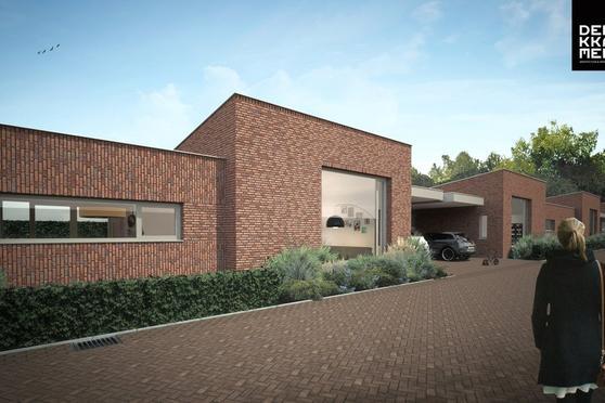 Plan Kalkhoven - Bungalow C in Handel 5423 SP