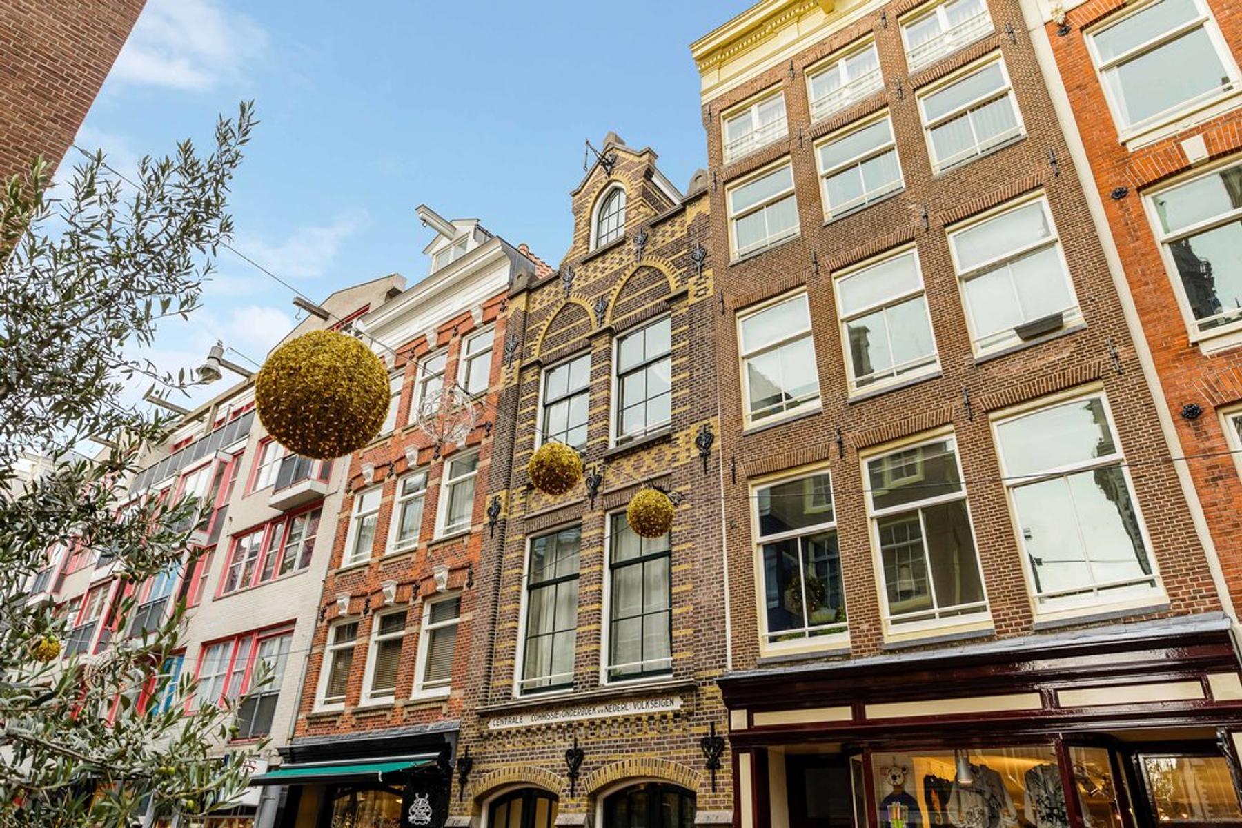 Nieuwe Hoogstraat 17 -B in Amsterdam 1011 HC
