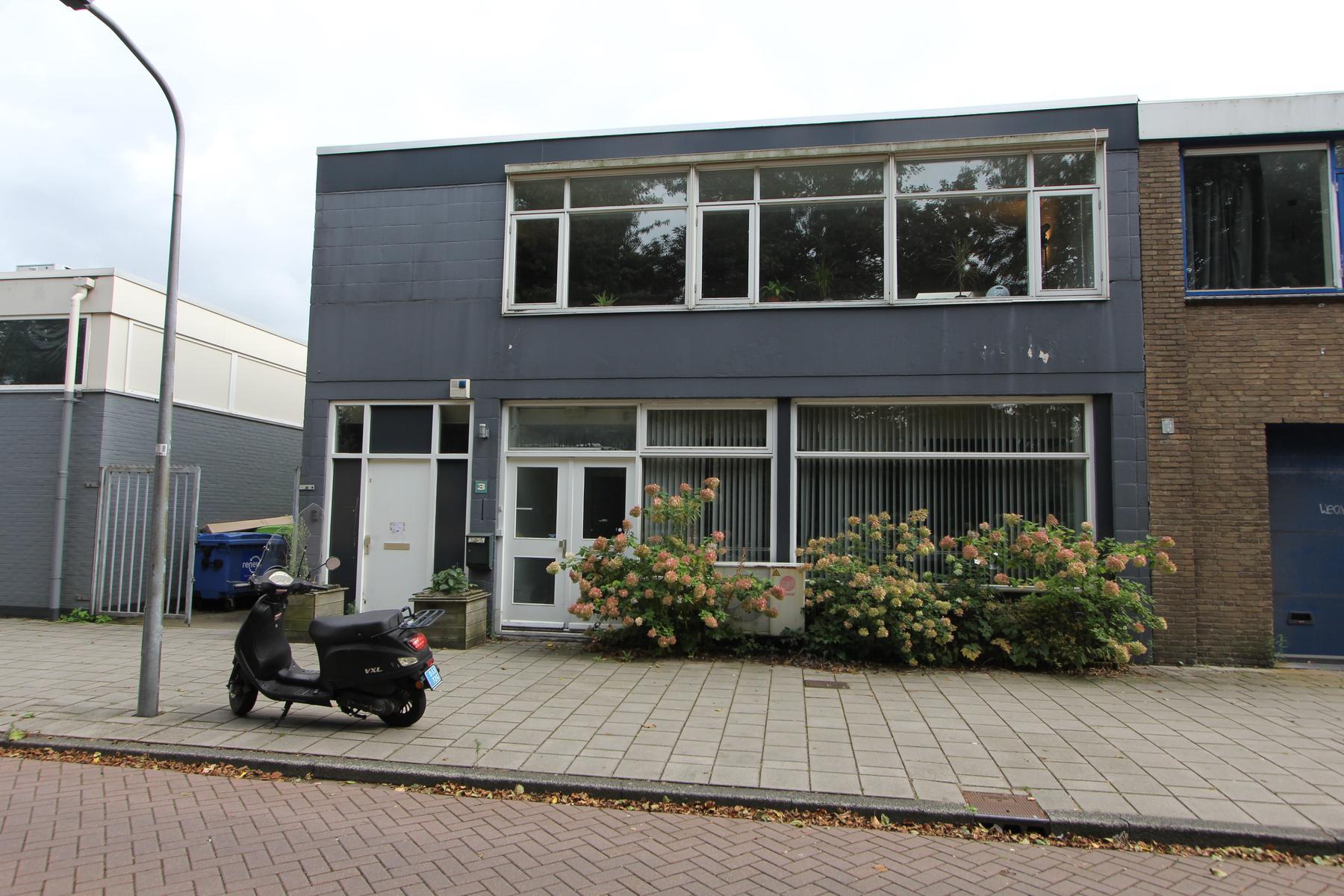 Rutherfordstraat 3 in Haarlem 2014 KA