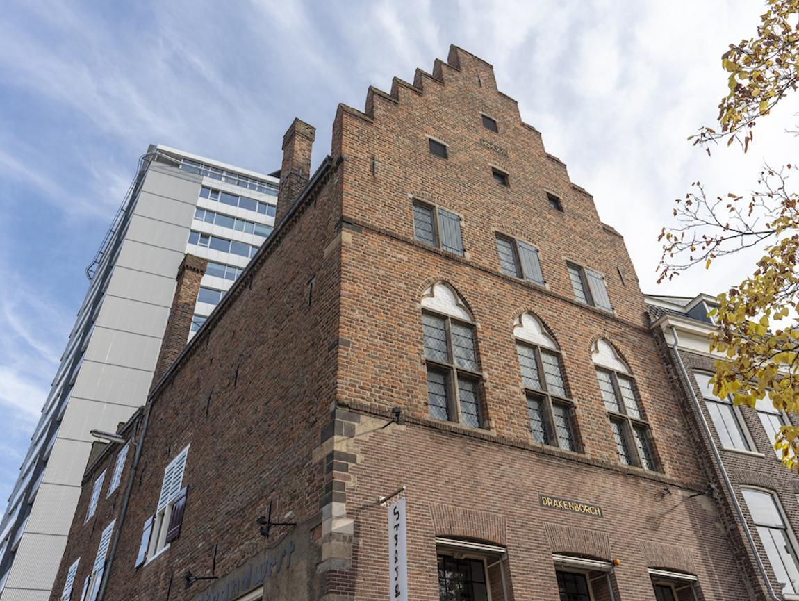 Drakenburgstraat 1 in Utrecht 3512 AC
