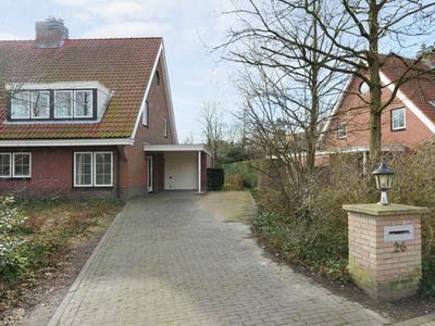 Eikendael 26 in Wassenaar 2245 BL