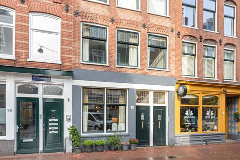 Willemsstraat 18 A in Amsterdam 1015 JD