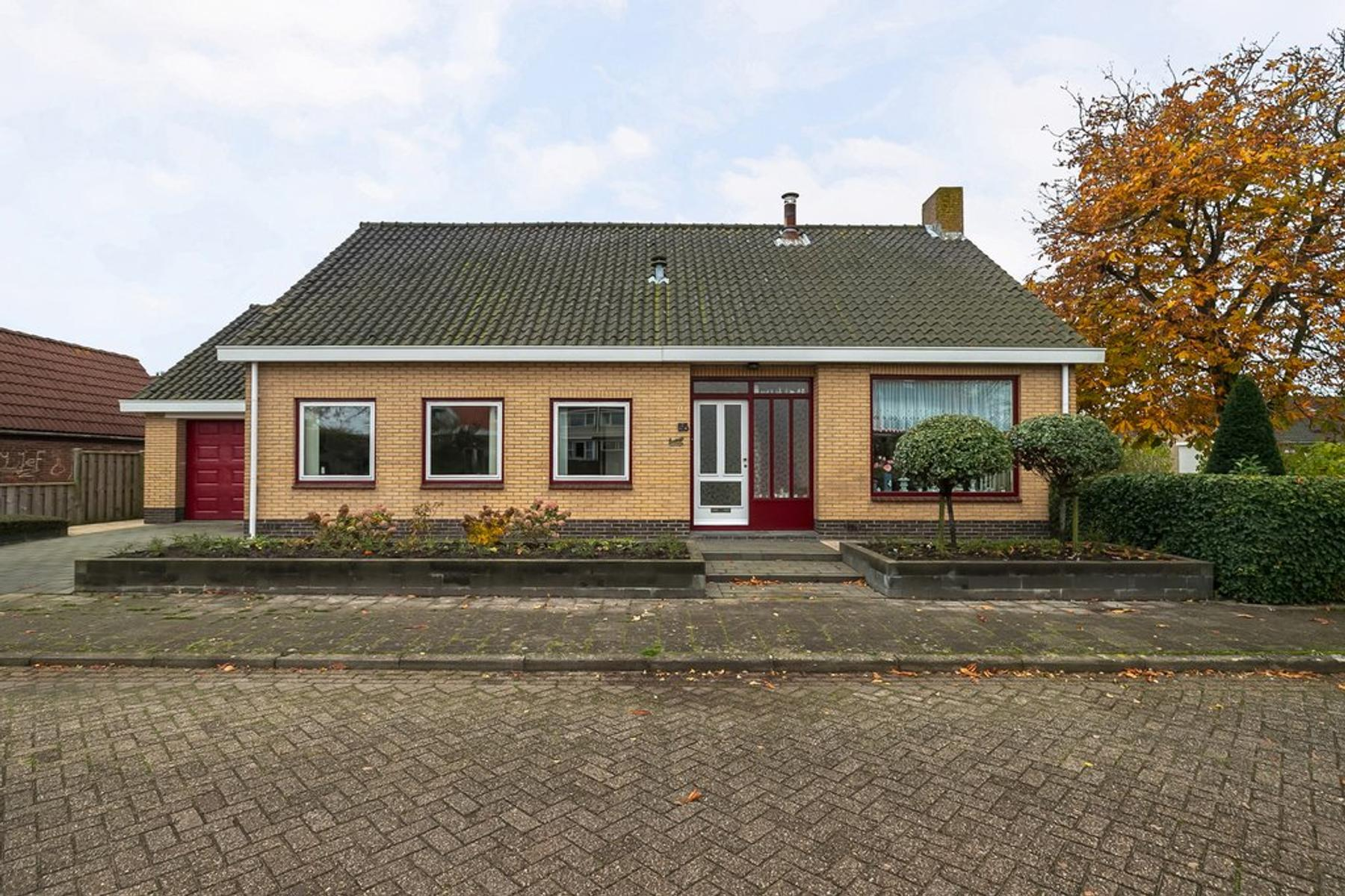Steengrachtstraat 55 in Vlissingen 4386 AS