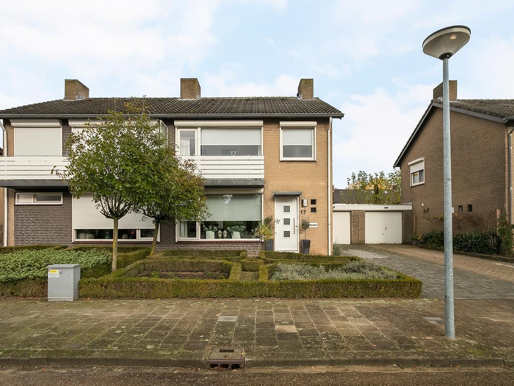Van Heukelomstraat 17 in Weert 6006 JS