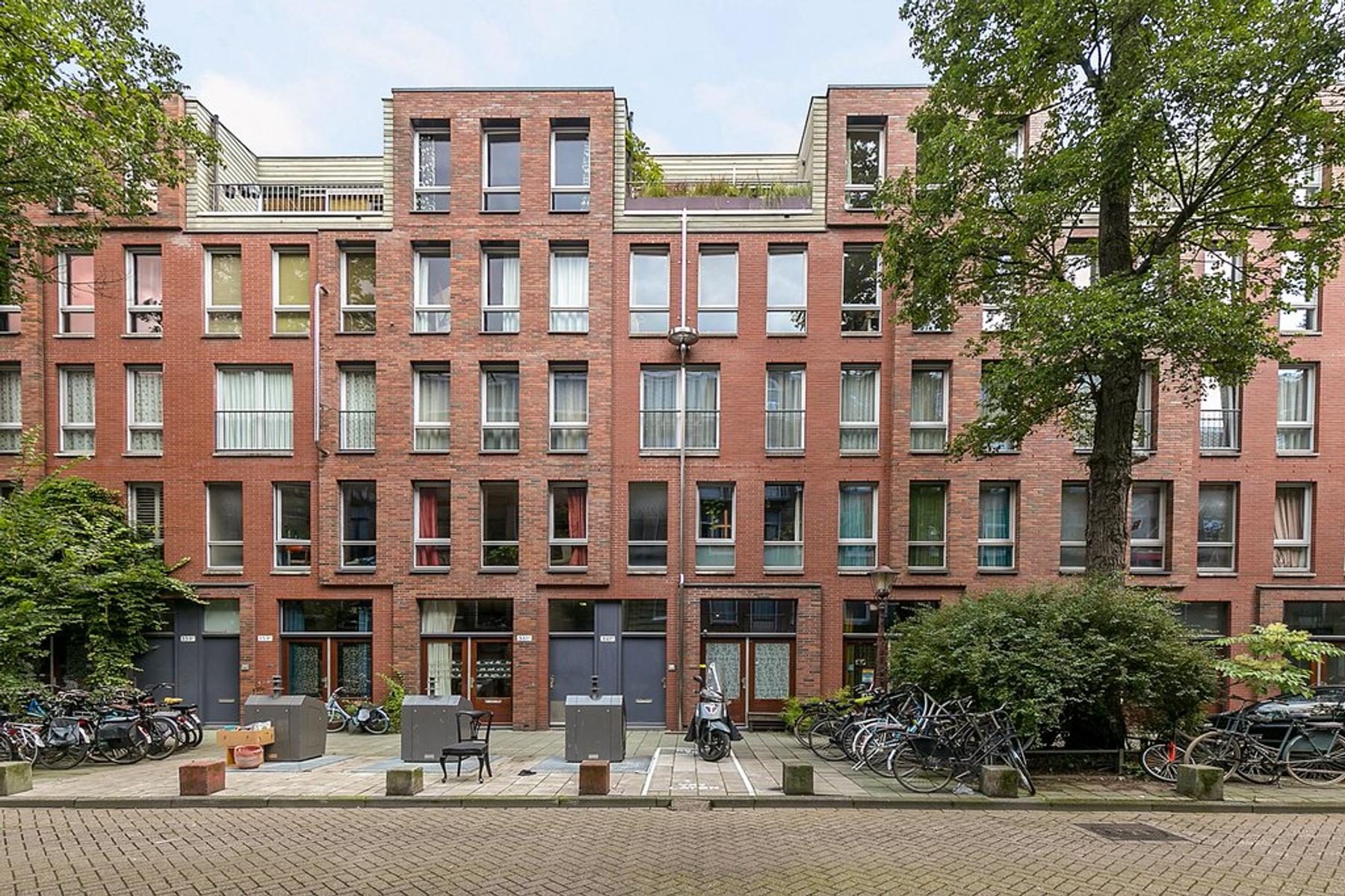 Vrolikstraat 349 N in Amsterdam 1092 TB