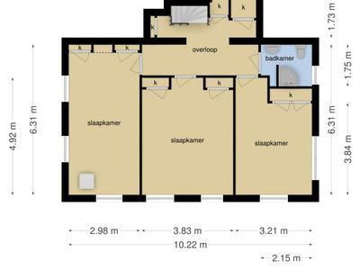 Dordsestraat 27 -29 in Emmen 7811 LA