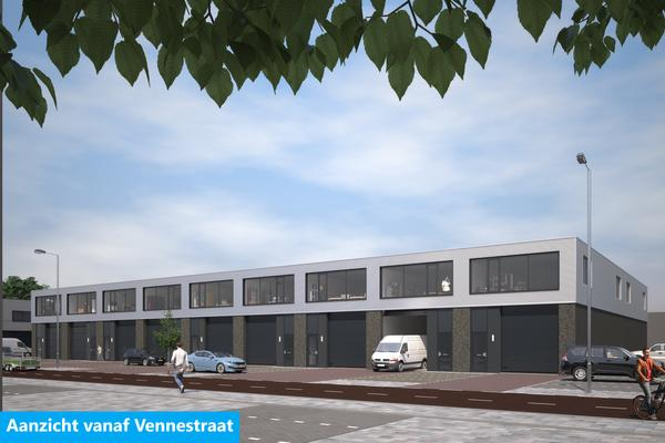 Vennestraat Type G-Units in Lisse 2161 LE
