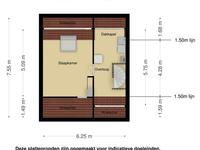 Arthur Van Schendelstraat 6 in Gemert 5421 RG