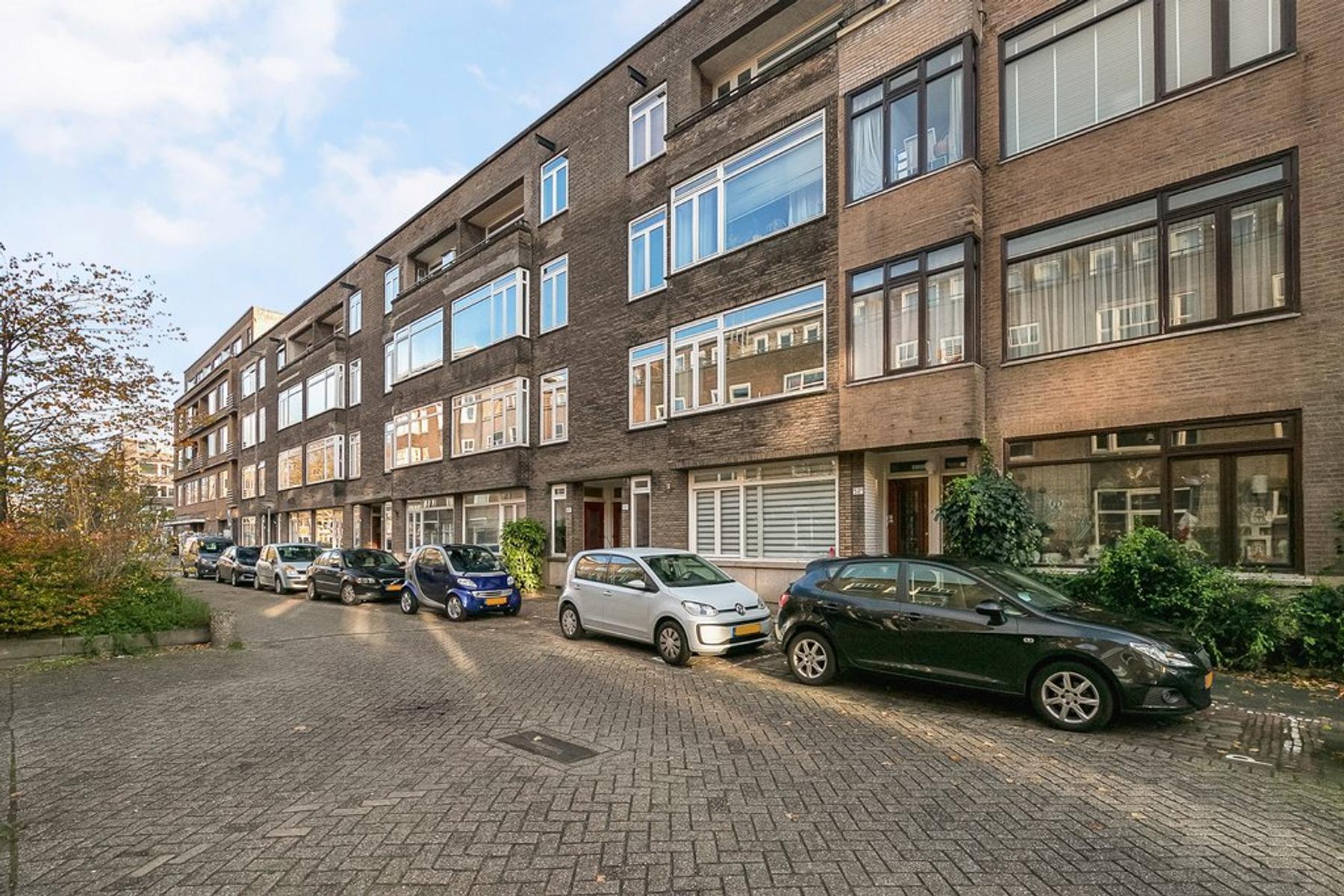 Van Der Meydestraat 50 A01 in Rotterdam 3039 TK