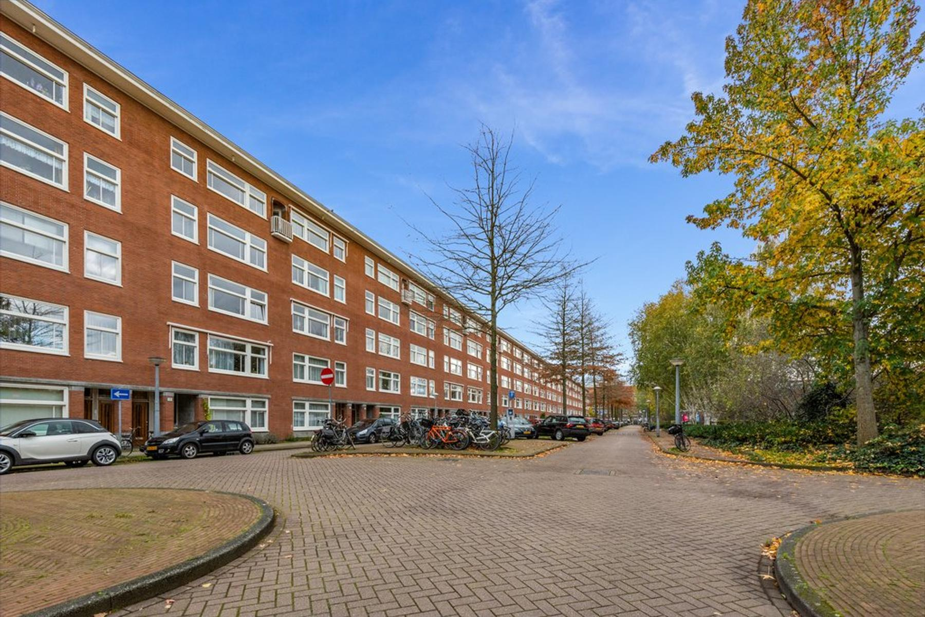 Joos Banckersweg 25 Iii in Amsterdam 1056 ER