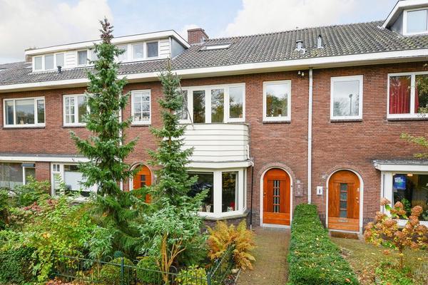 Albrecht Thaerlaan 27 in Utrecht 3571 EC